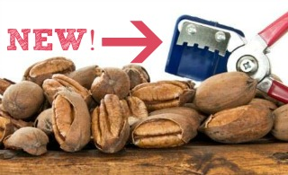 Pecan Shed Cracker with Pecans 2014 New Product Homepage image