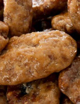 Cinnamon Glazed Pecans Pecan Shed